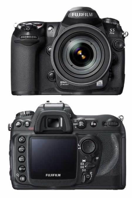 Finepix S5 Pro